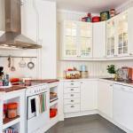 Эргономика кухни или важность правильного планирования.