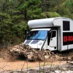 Bremach T - Rex Expedition - комфортабельный жилой модуль на экстремально внедорожном шасси.