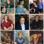 Зинаида Серебрякова: портреты дочери кати.