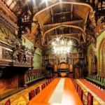 Красивейший готический особняк в Петербурге откроют для горожан.