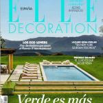 Журнал: Elle Decoration номер 6 (июнь 2018).