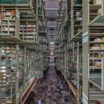 Библиотека васконселос в мехико, Мексика.