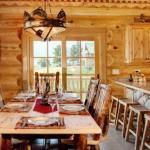 Мебель для деревянного дома.