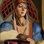 Мария Борисовна Гурвич в Москве родилась.