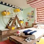 Ммм …. У бегемота подоспела новая подборка интерьеров детских комнат.